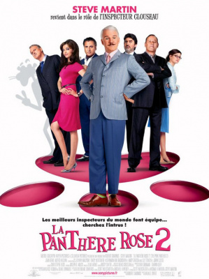 La Panthère Rose 2, The Pink Panther 2, Harald Zwart, Steve Martin, John Cleese, Andy Garcia, Alfred Molina, Aishwarya Rai