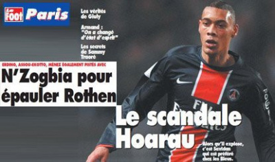 Le Foot Paris N°52 : Le scandale Hoarau