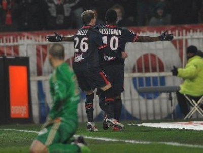 Ligue 1 : PSG 3 - 0 ASSE