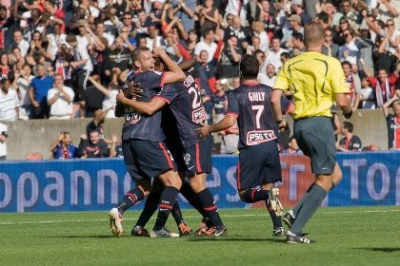 Ligue 1 : PSG 2-1 Toulouse
