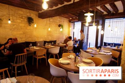 Le Christine : cuisine gastro à Saint-Germain-des-Prés