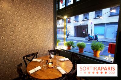 Les Fous de l'île : bistrot gourmand en plein coeur de Paris