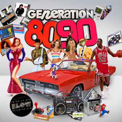 GENERATION 80-90 retourne le FLOW (Rooftop & Club) - INVIT' pour les FILLES