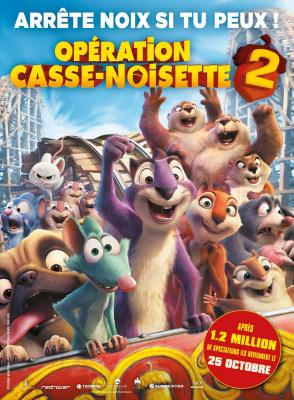 Opération Casse Noisette 2 en avant-première : gagnez vos places !
