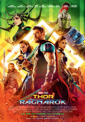 Thor Ragnarok en projection spéciale au Grand Rex, gagnez vos places