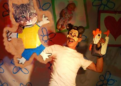 Plastic et Magic au Cirque Électrique pour les vacances de la Toussaint