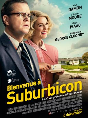 Bienvenue à Suburbicon, le film de George Cloney bientôt au cinéma
