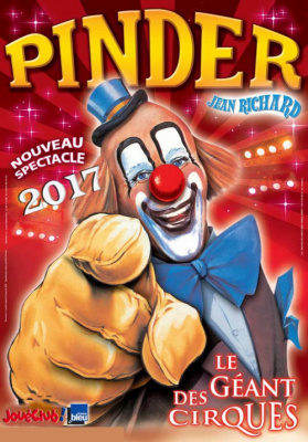 Le Cirque Pinder présente son spectacle 2017-2018
