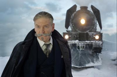 Le Crime de l'Orient Express de Kenneth Branagh au cinéma