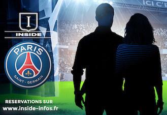 INSIDE PSG, l'escape game du Paris Saint Germain