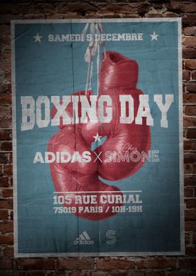 adidas organise un boxing day 100% féminin
