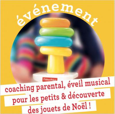 Coaching Parental et Éveil Musical gratuits