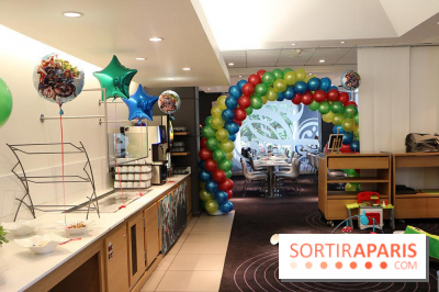 Les restaurants pour enfants paris et aux alentours for Au jardin singapore sunday brunch