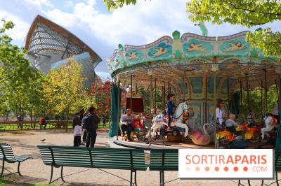 Le village des man ges ph m re au jardin d 39 acclimatation - Pavillon des oiseaux jardin d acclimatation ...