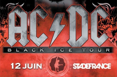 Concert, Paris, Stade de France, AC/DC