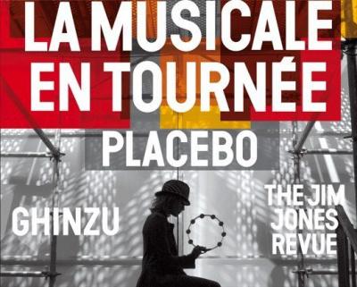 La Musicale, Tournée, Canal +, Emma de Caunes