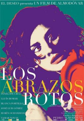 Une nuit avec Almodovar, Paris, Penelope Cruz, Etreintes brisées