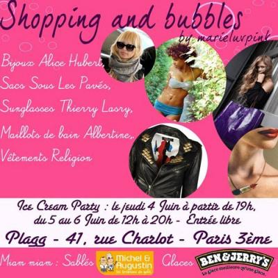 marieluvpink, blog, marie, paris, shopping & bubbles