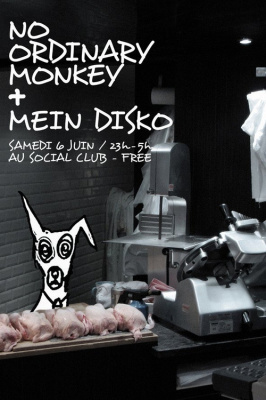 No Ordinary Monkee, Mein Disko, Paris, Social Club