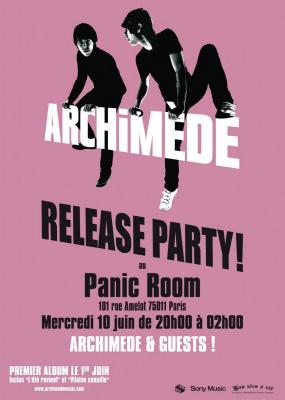 Archimède, Vilaine Canaille, Panic Room