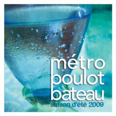Métro Boulot Bateau, Paris, Concorde Atlantique, After work