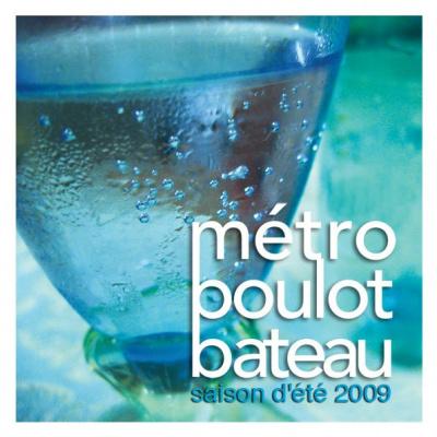 Métro Boulot Bateau, Paris, Concorde Atlantique, After work