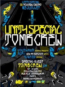 Unity Special, Nouveau Casino, Rom1, Youthman, 9jared, Mc Youthstar