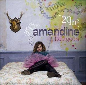 Studio SFR, Amandine Bourgeois, Nouvelle Star 2008, Paris