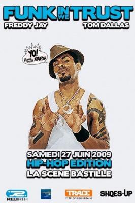 InfunkWeTrust, Hip Hop, Scène Bastille, Paris, Soirée
