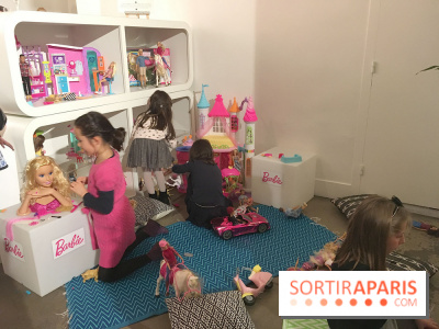 Exposition Barbie de Créateurs
