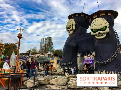 Halloween au Parc Astérix 2017