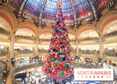 Noël 2017 aux Galeries Lafayette