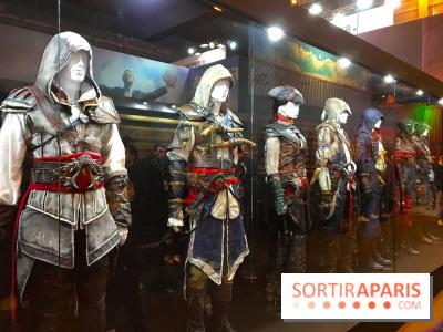 Paris games week 2017 les photos - Salon du jeu video paris 2017 ...