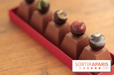 La Bûche de Noël 2017 chocolatée de Jadis et Gourmande