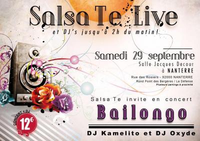 SALSA TE LIVE!!!