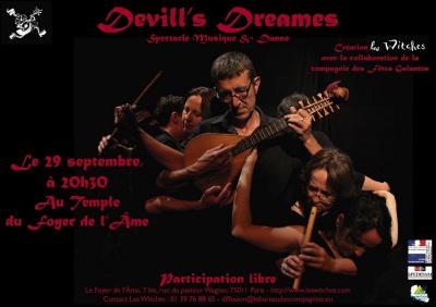Devill's Dreames