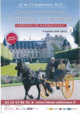 Concours International d'Attelage de Tradition