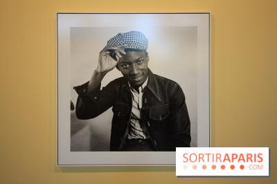 Exposition Malick Sidibé à la Fondation Cartier