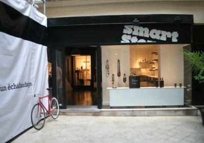 Smart Store, boutique de produits en test
