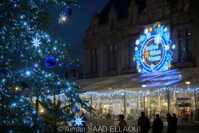 Le Marché de Noël de Saint-Denis
