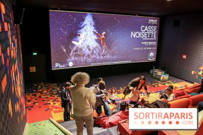 La Salle Môme, la salle cinéma et jeux pour les enfants
