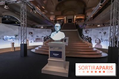 Exposition Pasteur au Palais de la Découverte