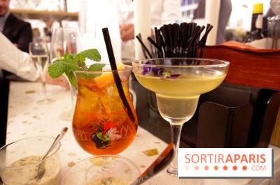Le Onze à Paris : cocktails bar et aperitivo à l'italienne