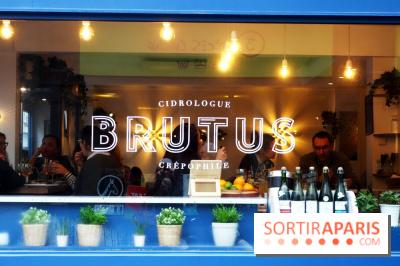 Brutus à Paris : la crêperie moderne et créative des Batignolles