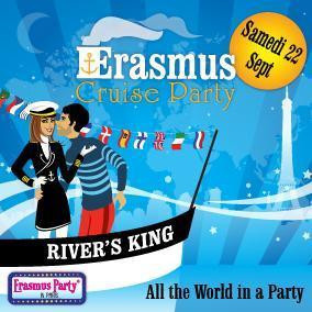 Erasmus Cruise Party