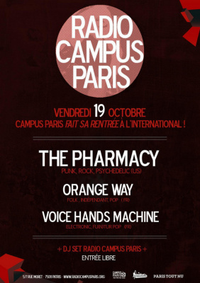 Radio Campus Paris fait sa rentrée !