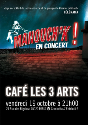 Manouch' K!
