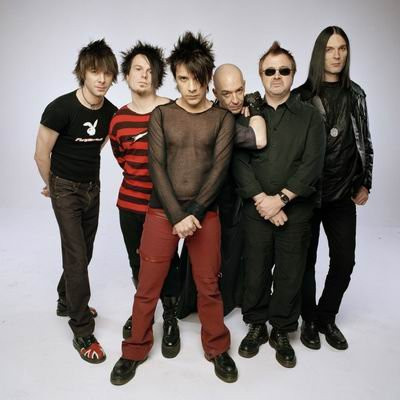 Indochine, groupe, rock