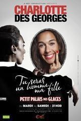"""Charlotte des Georges, """"Tu seras un homme, ma fille"""""""