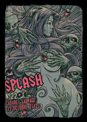 SPLASH DUBSTEP #22 (Doctor P - Caspa - Dismantle - Habstrakt - Lucid - Scotty)
